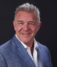 Alain Guérette, Courtier immobilier