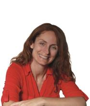 Anne St-François, Residential and Commercial Real Estate Broker