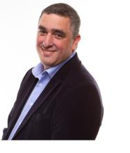 Nabil Glenza, Courtier immobilier