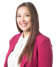 Mélodie Bergua, Courtier immobilier
