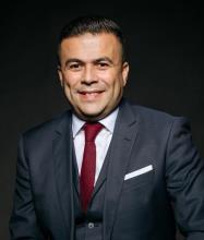 Rahim Houidef, Courtier immobilier résidentiel et commercial