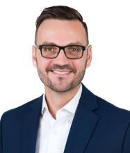 Alain Scherer, Courtier immobilier résidentiel