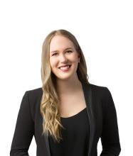 Roxanne Fleury, Courtier immobilier résidentiel