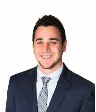 Justin Gow-Leach, Courtier immobilier résidentiel