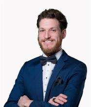 Jean-Philippe Lévesque, Residential Real Estate Broker