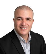 Faical Benbouida, Residential and Commercial Real Estate Broker