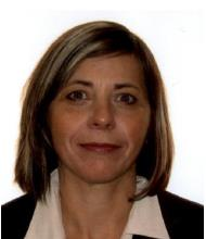 Corinne Comperon, Courtier immobilier