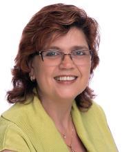 Doris Dimitri, Courtier immobilier