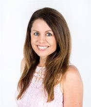 Mélissa Mensing, Courtier immobilier