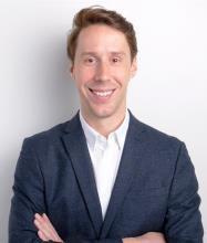 Eric Gagnon, Residential Real Estate Broker
