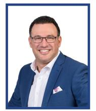 Corey Posluns, Courtier immobilier agréé DA
