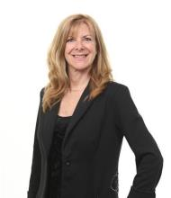 Christiane Bordeleau, Courtier immobilier