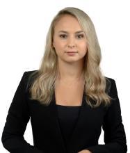 Anastasia Snisarenko, Residential Real Estate Broker