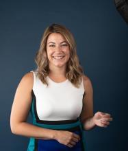 Audrey-Maude Pitre, Residential Real Estate Broker