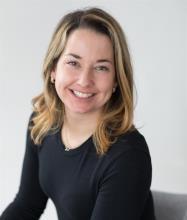 Marie-Pier Longval, Courtier immobilier résidentiel