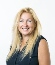 Nicole Poupart, Courtier immobilier