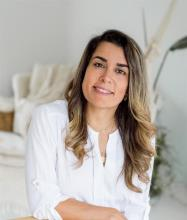 Sophia Beltrano, Courtier immobilier résidentiel