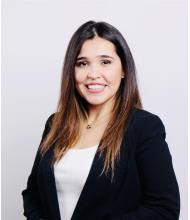 Johanna Moreno, Courtier immobilier résidentiel