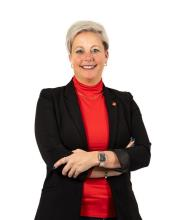 Julie Labrosse, Certified Residential and Commercial Real Estate Broker AEO
