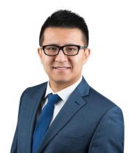 Eddie Wang, Courtier immobilier résidentiel