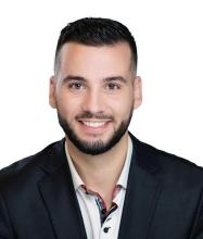 Jean-Christophe Arès, Residential Real Estate Broker