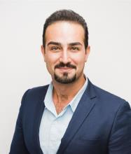 Hamed Maleki, Residential Real Estate Broker