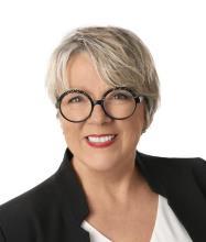 Arlène Poirier, Courtier immobilier résidentiel et commercial agréé DA