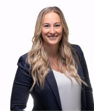 Audrey Bergeron Rivard, Courtier immobilier résidentiel