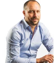 Mark Orsini, Courtier immobilier