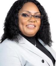 Pelagie Muamba, Residential Real Estate Broker