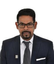 Kanthan Vilvaratnam, Certified Residential and Commercial Real Estate Broker AEO