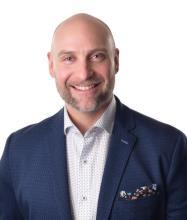 David Auger, Courtier immobilier résidentiel et commercial
