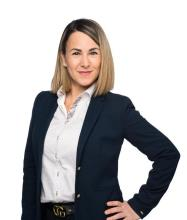 Mélanie Bouchard, Residential Real Estate Broker