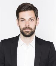 Kévin Perreault, Residential and Commercial Real Estate Broker