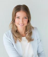 Cristal Grondin, Courtier immobilier résidentiel et commercial