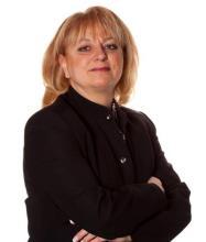 Carole Saint-Georges, Courtier immobilier