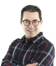 Martin Bérard, Courtier immobilier