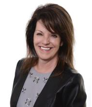 Chantal Lafrance, Courtier immobilier