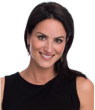 Geneviève Langevin, Courtier immobilier