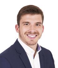 Simon-Pierre Poirier, Courtier immobilier résidentiel et hypothécaire