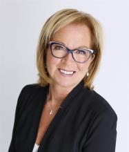 Pierrette Ghielen, Courtier immobilier résidentiel et commercial
