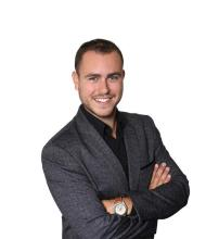 Loïc Benoit, Residential Real Estate Broker