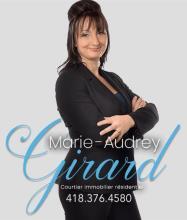 Marie-Audrey Girard, Residential Real Estate Broker