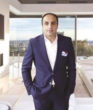 Garen Simonyan, Courtier immobilier résidentiel et commercial