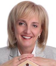 Ginette Brisson, Courtier immobilier résidentiel