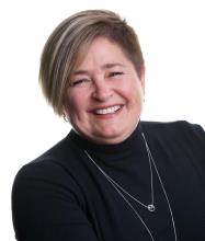 Johane Lepage, Courtier immobilier