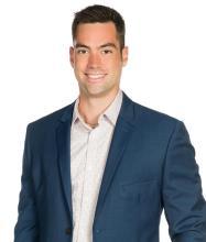 Benoit Charron, Courtier immobilier résidentiel