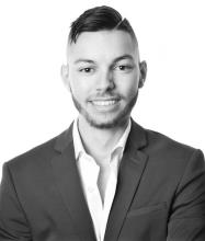 Manuel Gaudreault, Residential and Commercial Real Estate Broker