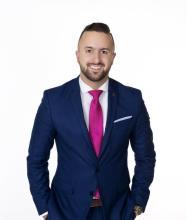 Antoine Baker, Residential Real Estate Broker