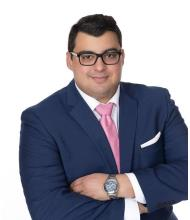 Yassine Chentoufi, Residential Real Estate Broker